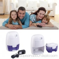 Home Kitchen Mini Portable Electric Bedroom Drying Moisture Absorber Air Room Dehumidifier Low Noise Quiet Air Dryer   568966438