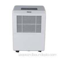 RCA 70-Pint Dehumidifier, White 552538576