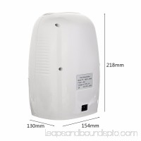 US Plug Portable Electric Air Dryer Mini Dehumidifier Drying Moisture Absorber for Home Basement Bathrooms US Plug
