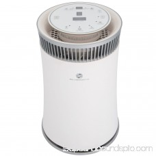 SilverOnyx Air Purifier with True HEPA Filter (SOAirPurifier5sSilver)