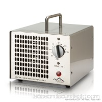 Stainless Steel New Comfort Commercial 5000mg O3 Ozone Generator Air Purifier Model HE-500 6,000 hrs 564721990
